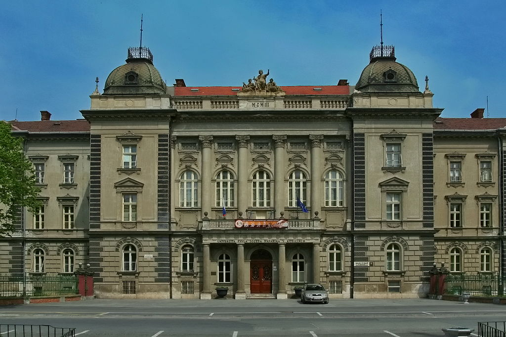 Rectorate of Pavel Jozef Safarik University