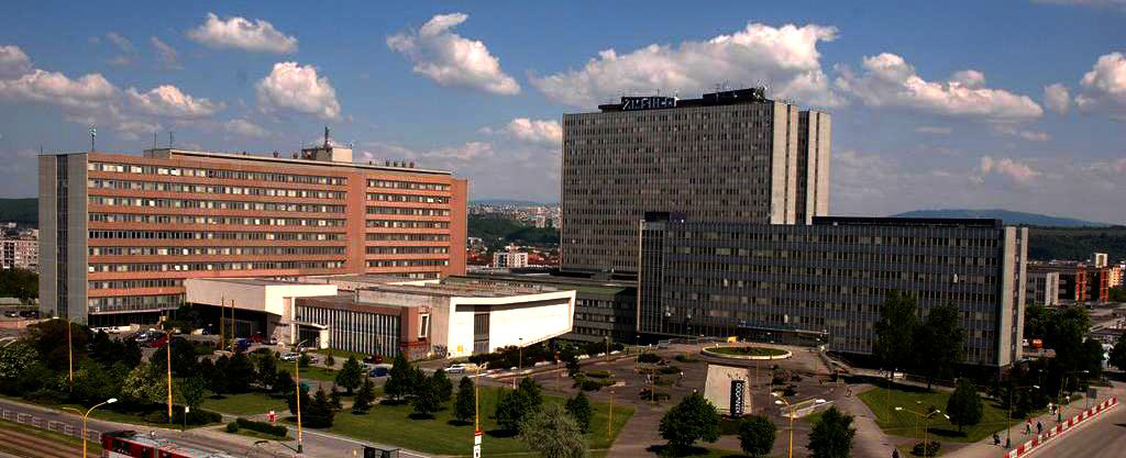 Faculty of Medicine in Kosice (Koszyce)