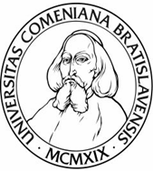 Logo of Comenius University