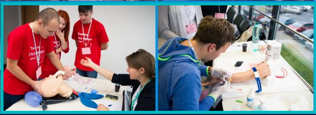 Students of Medicine in Slovakia competed in MedGAMES – and it was great success!